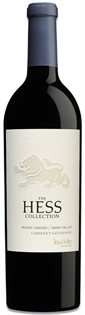 Hess Collection Cabernet Sauvignon Mount Veeder 2012 750ml
